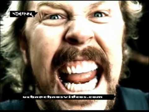 Metallica - Frantic - official video