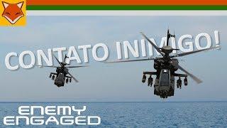 Enemy Engaged #2 - CONTATO INIMIGO!
