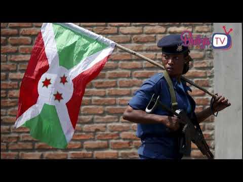 Abarundi baturiye umupaka w'u Rwanda n'u Burundi ngo bahorana ubwoba