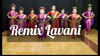 Lavani Remix/ Hema's Dance & Fitness Academy