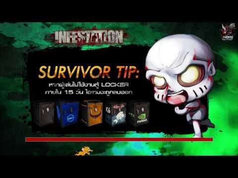 Live Stream :  Infestation Thailand 30/5/2559 นานๆทียิงหน่อย