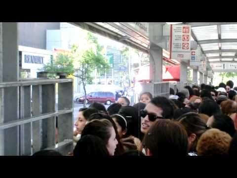 Metrobus, un servicio infernal del Distrito Federal.