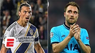 Man United Transfer Rumours: Zlatan Ibrahimovic, Christian Eriksen & Mario Mandzukic | Transfer Talk