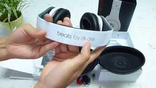 Monster Beats By Dr Dre White Studio Headphone
