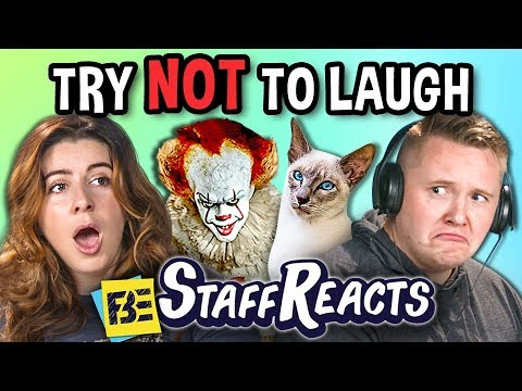 Try To Watch This Without Laughing or Grinning Battle #8 (ft. FBE Staff)