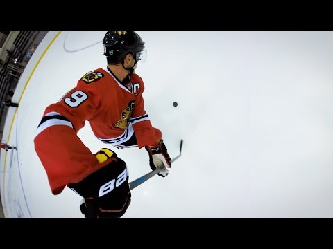 GoPro: On the Ice with the NHL video