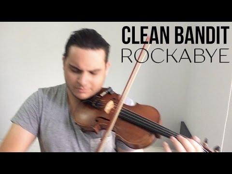 Rockabye - Clean Bandit (Violin Cover) | Brandon Woods