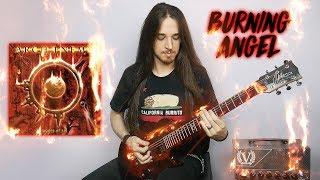 Arch Enemy - Burning Angel Cover (Garrett Peters)