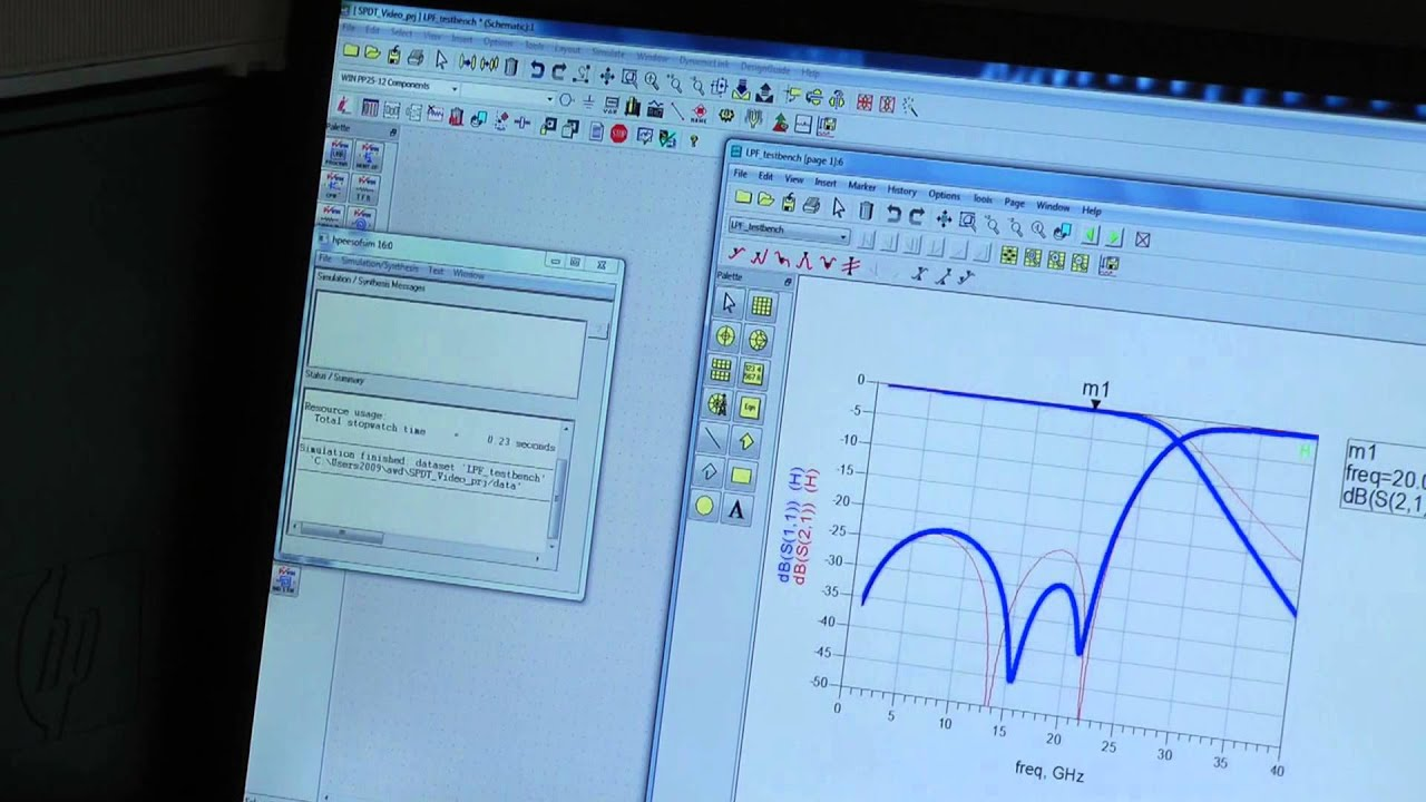 Design and Simulation of Broadband Switch MMICs using Keysight ADS by  Plextek RFI