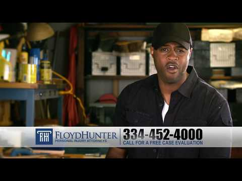 Floyd Hunter Injury Law - Tractor Trailer Accident - Top Injury Law Firm Montgomery AL