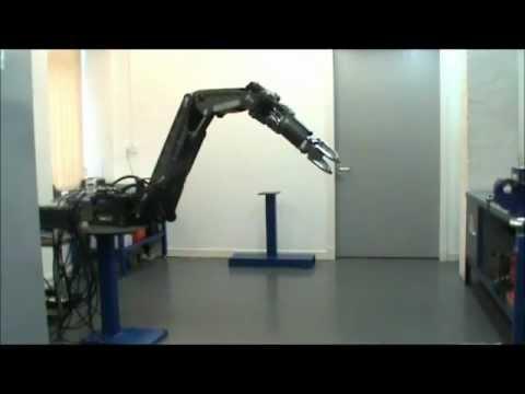 J2 Engineering - Atlas 7R Manipulator Demonstration