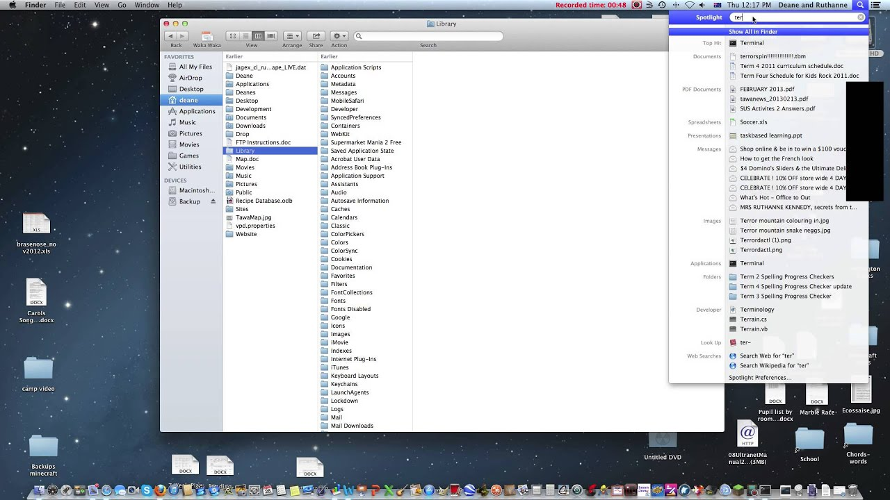 minecraft folder mac mountain lion