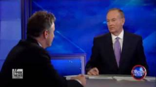 Jon Stewart asking Bill O'Reilly about Ron Paul