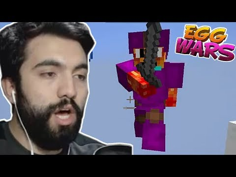 YOU SHALL NOT PASS  !!!   Minecraft: EGG WARS