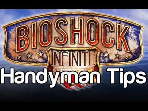 BioShock Infinite - Easy way to kill the Handyman in 1999 Mode | WikiGameGuides