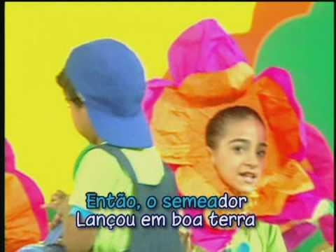A Sementinha - Aline Barros e Cia