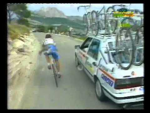 Tour De France 1993 Isola 2000-Marseille  Stage 12