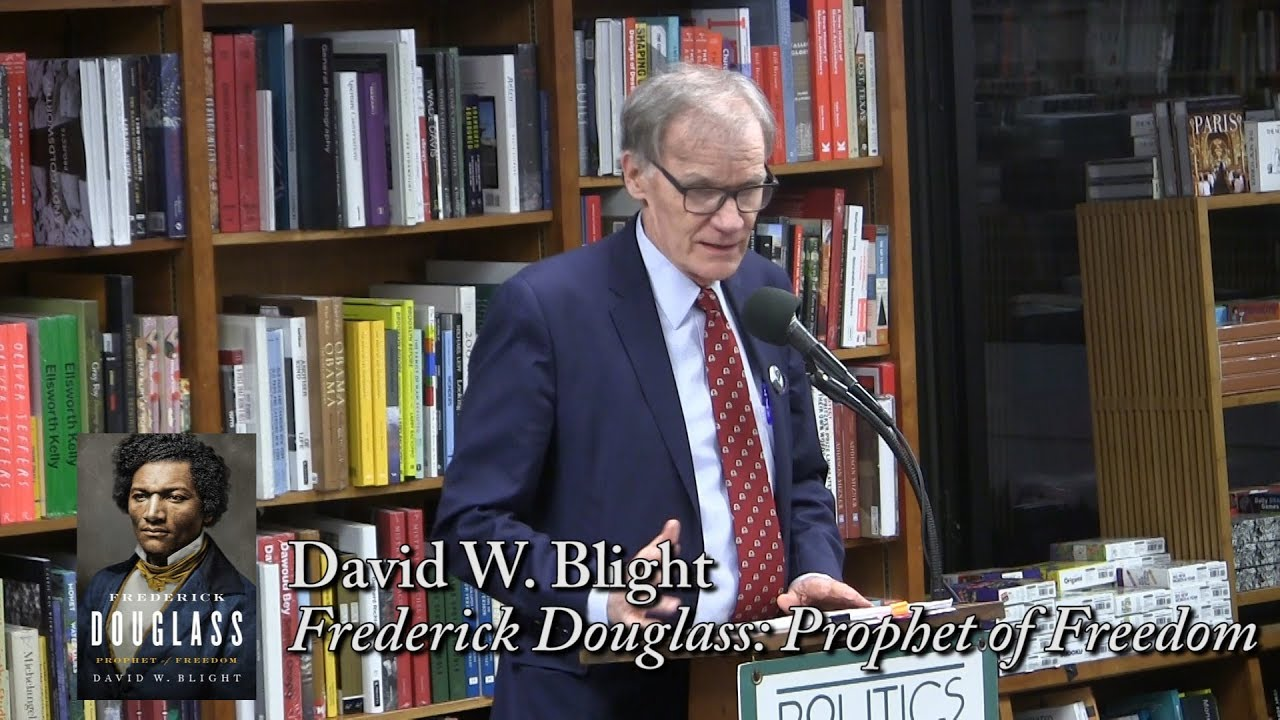 Frederick Douglass Prophet Of Freedom Summary