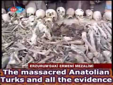 The massacred Anatolian Turks and all the evidence: Erzurum