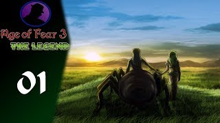 Скачать Let S Play Age Of Fear 3 The Legend Ep 1 Dryad Spider Monster Gameplay
