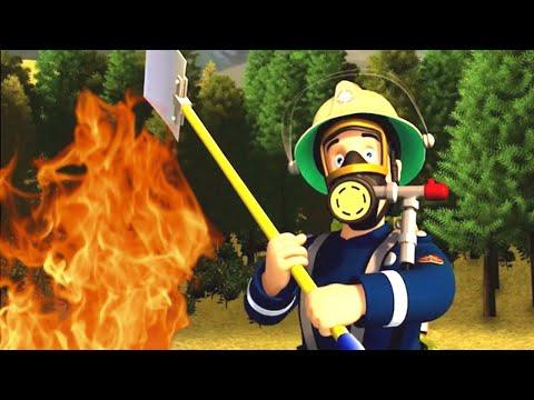 Feuerwehrmann Sam ⭐️ Elvis bekämpft das Feuer 🚒 Zeichentrick für Kinder
