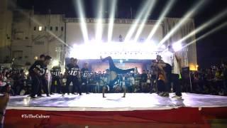 HR College - Final Street Dance Battle at  kshitj