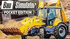BAU SIMULATOR 2 #1: Beginn auf der Baustelle!   Construction Simulator 2 Console und Pocket Edition