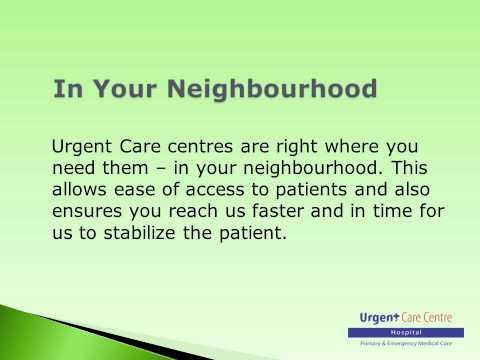 Urgent Care Centre
