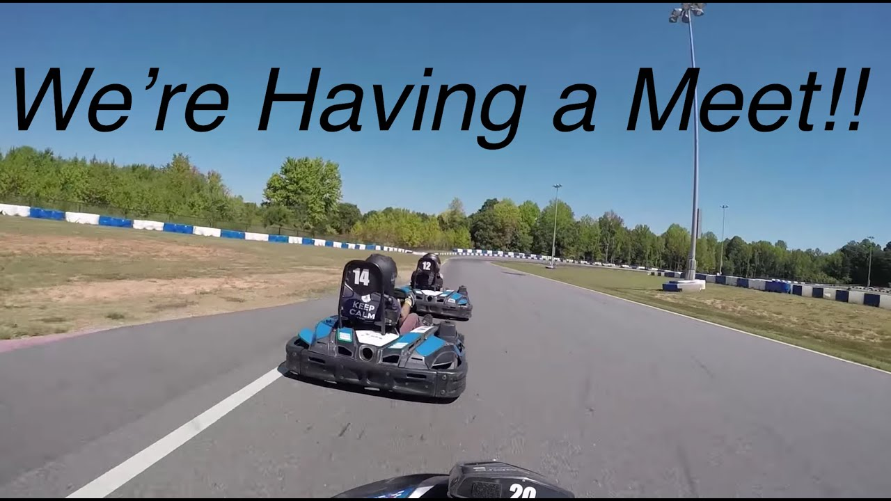 Come Hang Out and Race with Us!