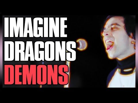 "IMAGINE DRAGONS em PORTUGUÊS: ""Demons"""