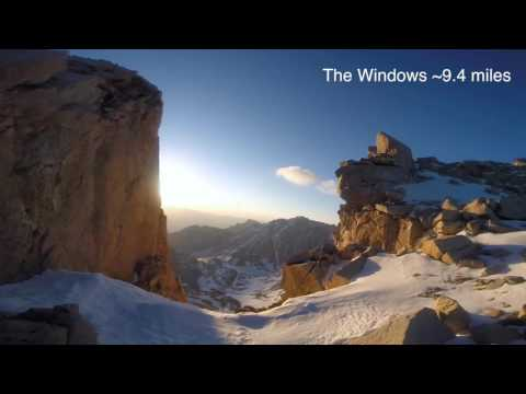 Mt Whitney Best Day of my Life -May 30, 2016