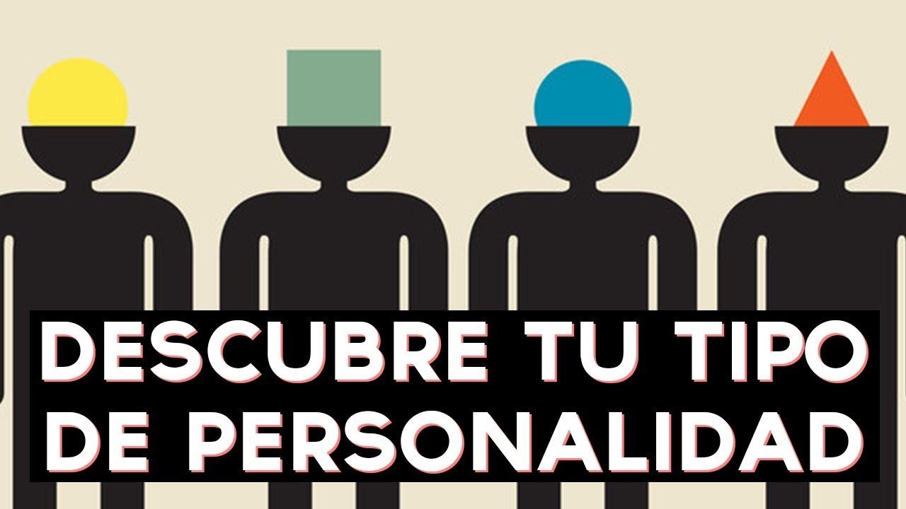 ¿Cuál es tu tipo de Personalidad? | Test Divertidos