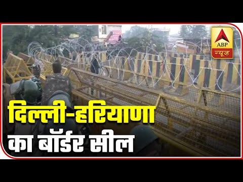 Delhi-Haryana Border Sealed