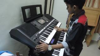 LAILA MAIN LAILA  - RAEES KEYBOARD BY ARJUN M.S