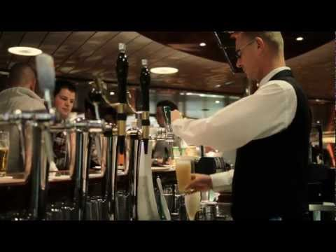 Stena Line Superferry's - Bars