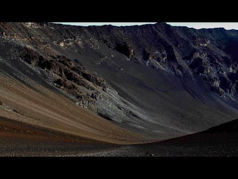 Haleakalā Volcano - Maui, Hawaii 2016