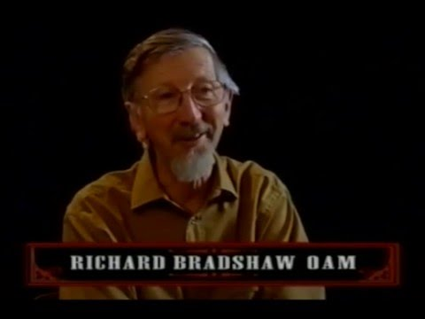 Richard Bradshaw: Me & My Shadows