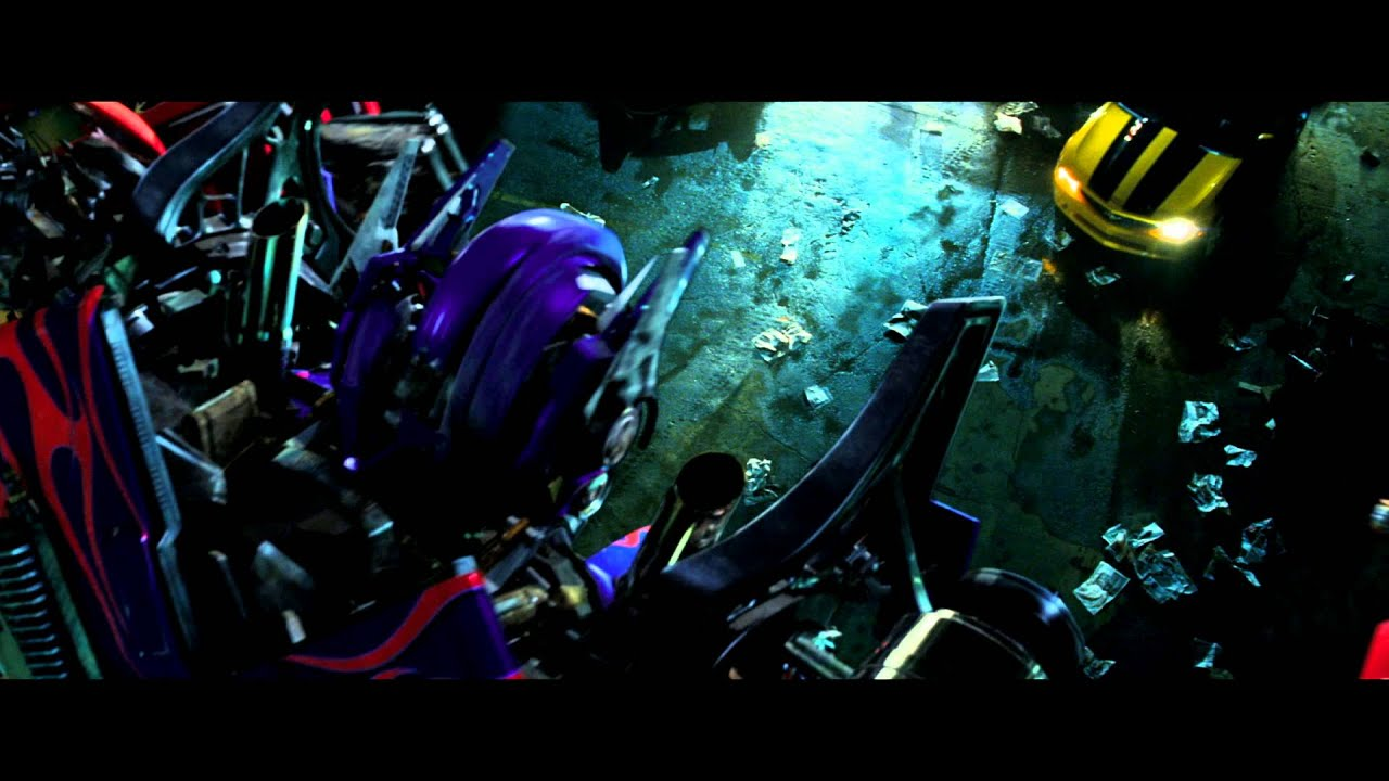 Transformers - Bande Annonce