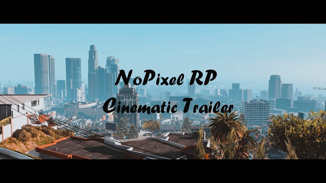 Fan creates amazing trailer for the No Pixel GTAV RP server