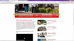 EZ Auto Insurance Quotes Online