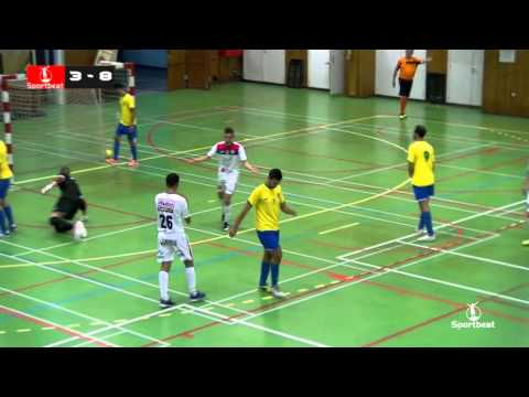 Point Break Tilleur versus FT Antwerpen 4 15 De Goals