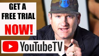 How to get YouTube TV trial installed