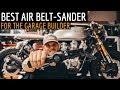 Best Air Belt Sander for the Garage Builder