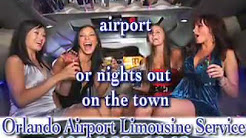 Orlando Airport Limousine Service, Orlando, FL