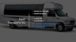 Atlanta Shuttle Bus Rental Service-Fenn Transports Inc