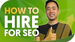What to look for when hiring an SEO expert