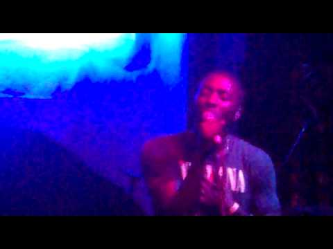 Kele (Bloc Party) - Your Visits Are Getting Shorter (live Sheffield - The Plug June 11th)