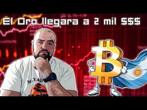 ¡Argentina En Graves Problemas Bitcoin Puede Ayudarlos!