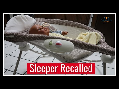 Fisher Price Rock 'n Play Sleeper Recall (How To Get Your Refund 3 Steps)