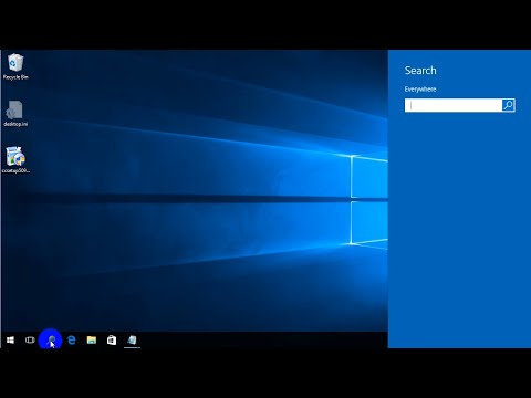 Fix Windows 10 Search to find your missing installed apps (NO LONGER WORKS SINCE UPDATE 1607)